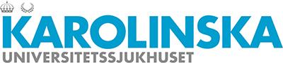 logotyp Karolinska Universitetssjukhuset